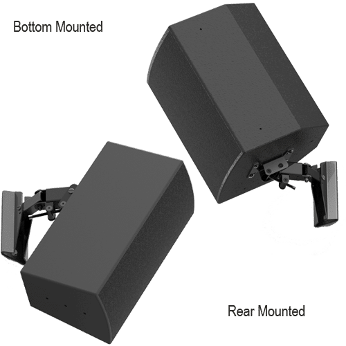 Multimount Mm 060 60lb Indoor Speaker Wall Mount Adaptive Technologies Group